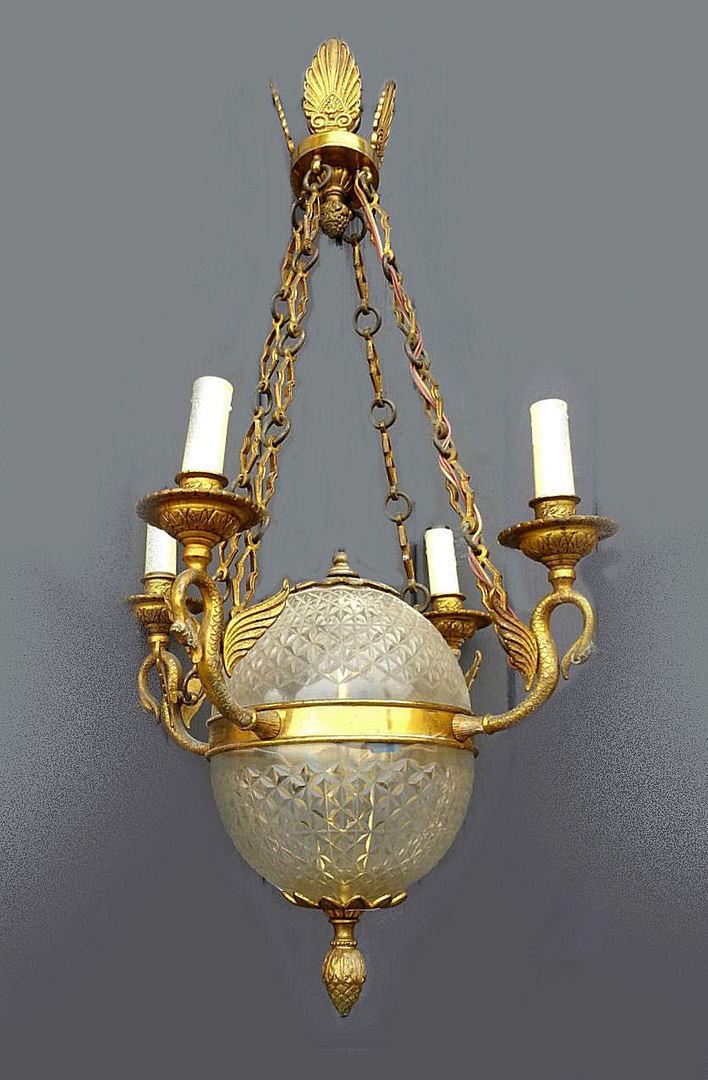 Kunsthandel Dr. Jansen - GALERIE - Lampen-Lüster-Leuchter