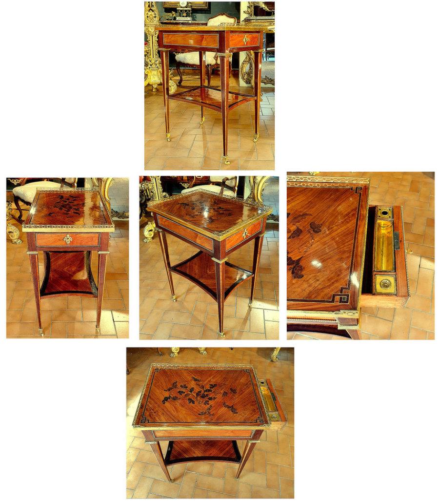 Kunsthandel Dr. Jansen Tische Beistelltische