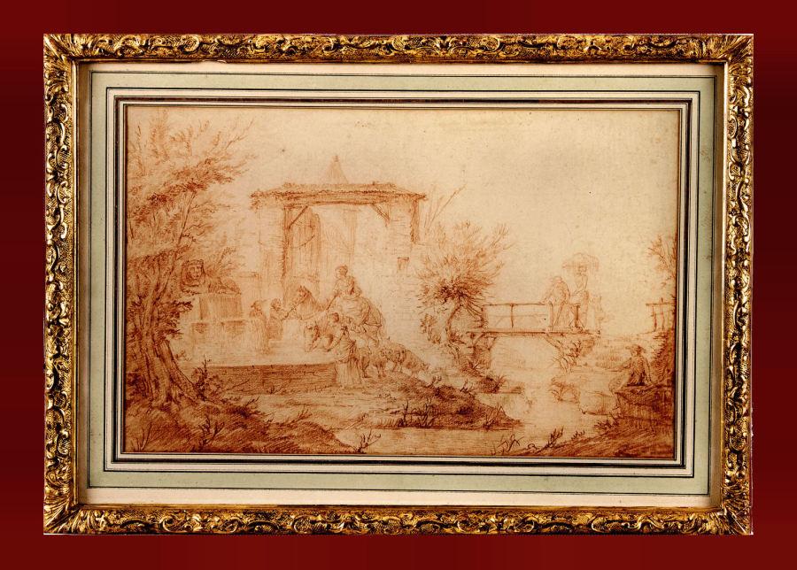 Kunsthandel Dr. Jansen - GALERIE - Gemälde-Zeichnungen II